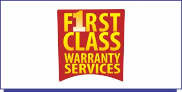 First Class Warranty Services